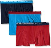 Bjorn Borg Men's 3-Pack Contrast Boxer Brief