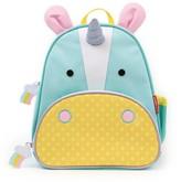 """Skip Hop SkipHop 11"""" Zoopack Unicorn Kids Backpack - Yellow"""