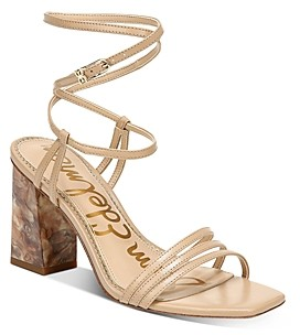 Sam Edelman Women's Doriss Strappy High-Heel Sandals