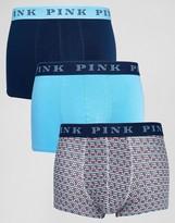 Thomas Pink Thomas Pink 3 Pack Trunk