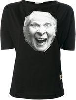 Vivienne Westwood face print T-shirt - women - Cotton - XS