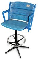 Steiner Sports The Autographed Authentic Yankee Stadium Seat Barstool