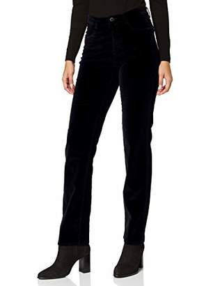 Brax Women's Carola SAMT Five Pocket Feminine Fit Sportiv Trouser,(Size: )