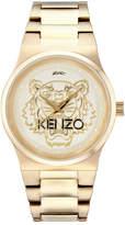 Kenzo Women's Tiger Head Bracelet Watch, 36mm