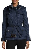 Burberry Haddingfield Quilted Jacket