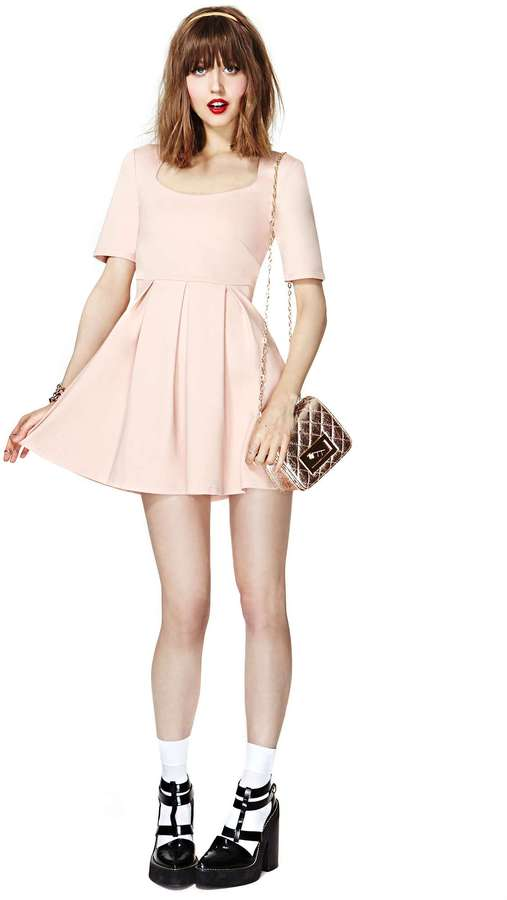 Nasty Gal MinkPink Heartbeat Dress