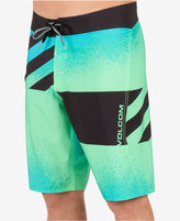 "Volcom Men's Lido Block Mod 21"" Board Shorts"