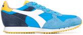 Diadora lace up trainers - men - Cotton/Leather/rubber - 8