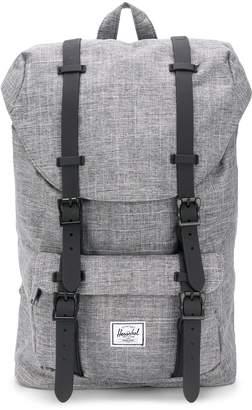 Herschel Little America logo patch backpack