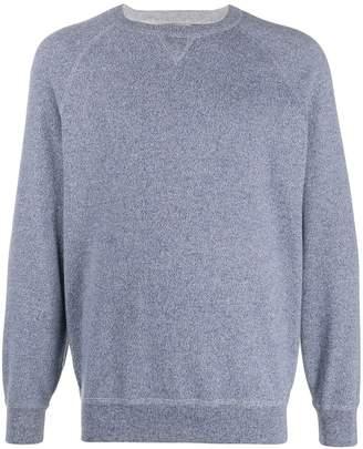Brunello Cucinelli textured jumper
