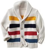 Gap Rainbow stripe cardigan