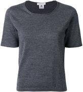 Le Tricot Perugia round neck T-shirt