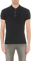Diesel T-kalar stretch-cotton polo shirt