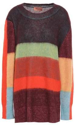 Missoni Striped Intarsia-knit Sweater