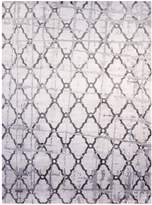 F.J. Kashanian Modern Madison Hand-Knotted Silk Rug