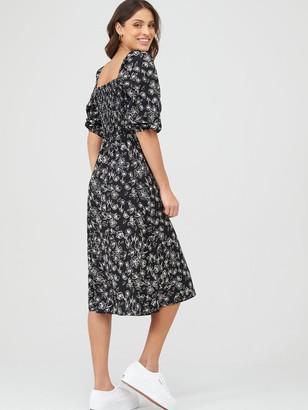 Very Printed Midi Dress - Print