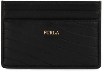 Furla Swing Leather Card Case
