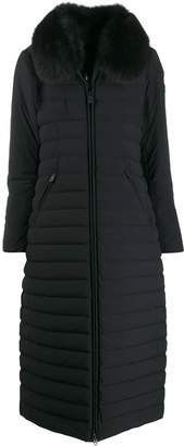 Peuterey collar padded coat