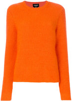 Calvin Klein ribbed knit jumper