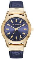 Karl Lagerfeld KL3812 Analog Stainless Steel Strap Watch