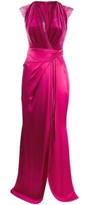 Talbot Runhof Sofia evening dress