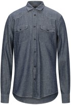 Dondup Denim shirts - Item 42588518