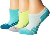 Nike Dry Cushion No Show Tab Training Socks 3-Pair Pack Women's No Show Socks Shoes