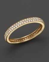 Bloomingdale's Dana Rebecca Designs 14K Yellow Gold Melissa Louise Thin Band with Diamonds