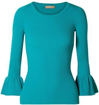 Michael Kors Ribbed-knit Top