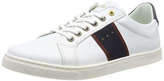 Pantofola D'oro Men's Napoli Uomo Low-Top Sneakers, (Bright White .1fg)