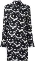 Nina Ricci 'cats' print dress
