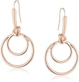 Kenneth Cole New York Knotty By Nature Knotted Circle Drop Earrings
