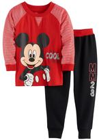 Disney Disney's Mickey Mouse Toddler Boy Top & Pants Set
