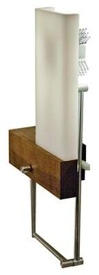 Cubo Cerno 1-Light LED Plug-In Swing Arm Cerno Orientation: Right, Wiring: Cord