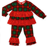 RUDOLPH THE RED NOSE REINDEER Rudolph The Red Nose Reindeer 2-pc. Pant Pajama Set Girls