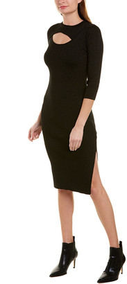 Bailey 44 Ribbed Sweaterdress