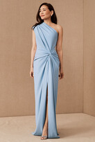 Thumbnail for your product : Tadashi Shoji Quinn Dress By in Blue Size S