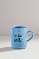Urban Outfitters Love Your Mother 10 oz Retro Mug