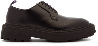 Eytys Alexis Leather Derby Shoes - Black