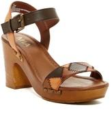 Mia Mateo Ankle Strap Platform Sandal