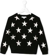 Burberry star print jumper - kids - Cashmere - 6 yrs
