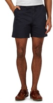 Maine New England Big And Tall Navy Chino Shorts