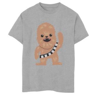 Boys 8-20 Star Wars Chewbacca Cutie Cartoon Chewie Graphic Tee