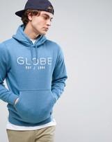 Globe Logo Hoodie