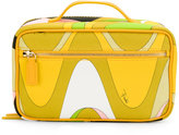 Emilio Pucci printed travel bag - women - polyester - One Size