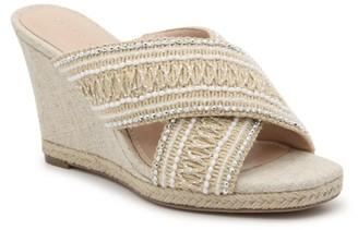 Kelly & Katie Issoa Wedge Sandal