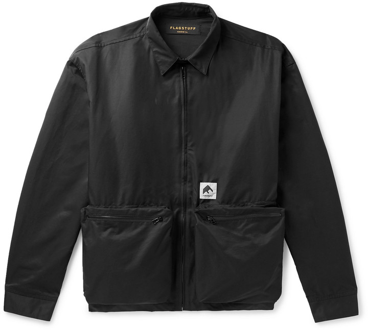 Flagstuff Printed Shell Jacket
