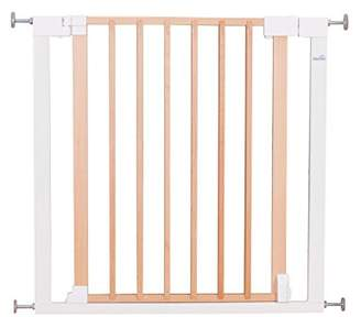 Geuther - Vario Safety Gate, Natural Lamelle