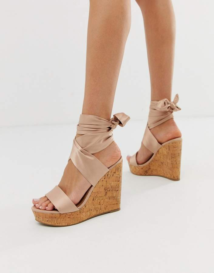 0c4ffc777f Asos Wedges - ShopStyle