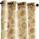 "Pier 1 Imports Glencove Floral Spice 120"" Grommet Curtain"